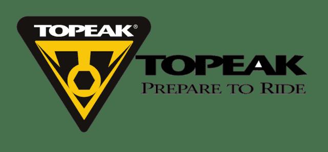 topeak logo, części i akcesoria dostępne w sklepie rowerowym - Łódź Kopernika 33